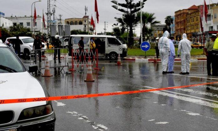 العملية الإرهابية بأكودة