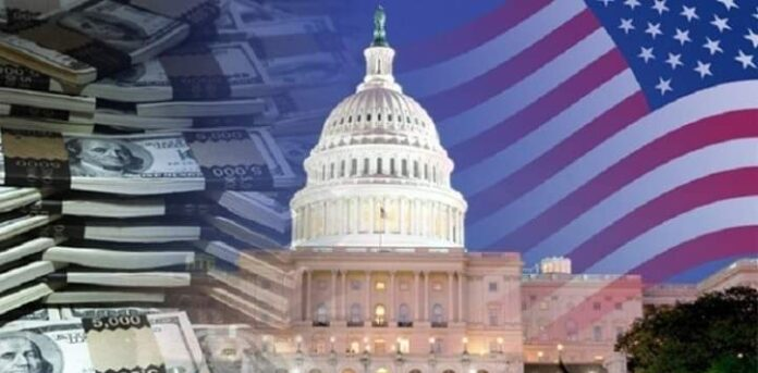 إرتفاع الدين الحكومي لأمريكا