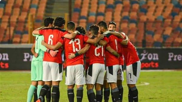 المنتخب المصري يحقق فوزه