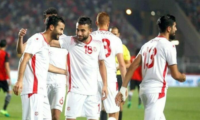 بهدف يتيم المنتخب التونسي يفوز على تنزانيا