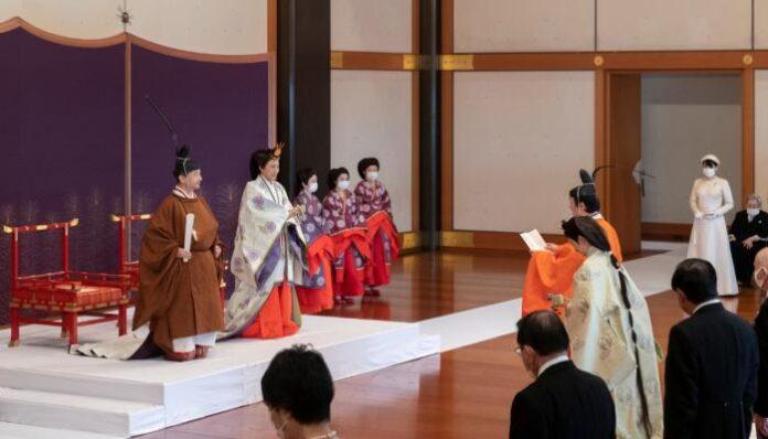 رسميا.. تنصيب ولي عهد اليابان الجديد الأمير أكيشينو