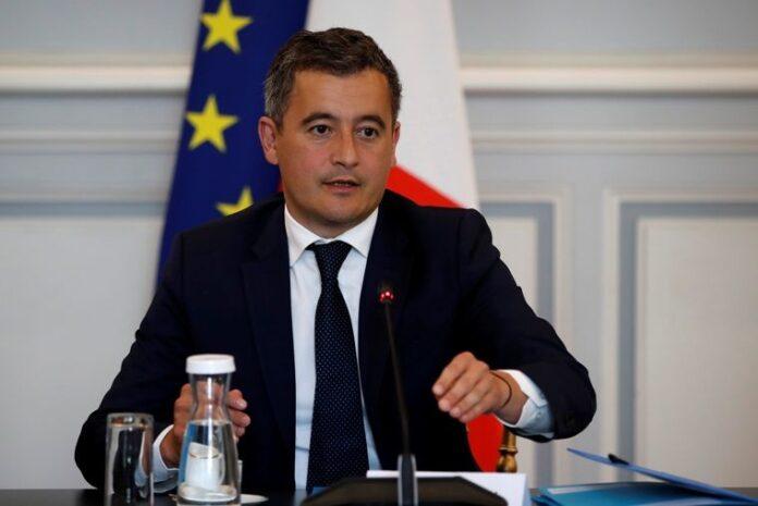 وزير الداخلية الفرنسي: