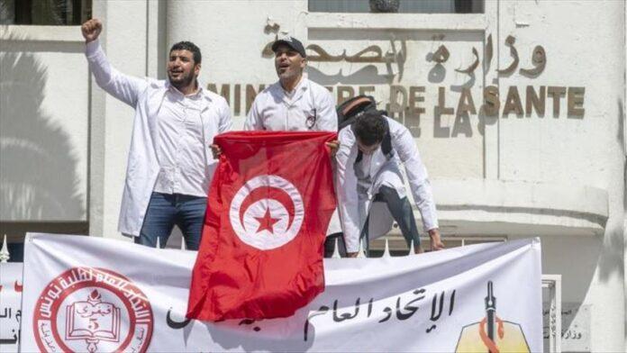 إضراب القطاع الصحي