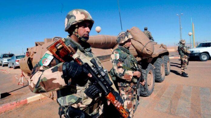 إستشهاد عسكري في اشتباك مع إرهابيين في الجزائر