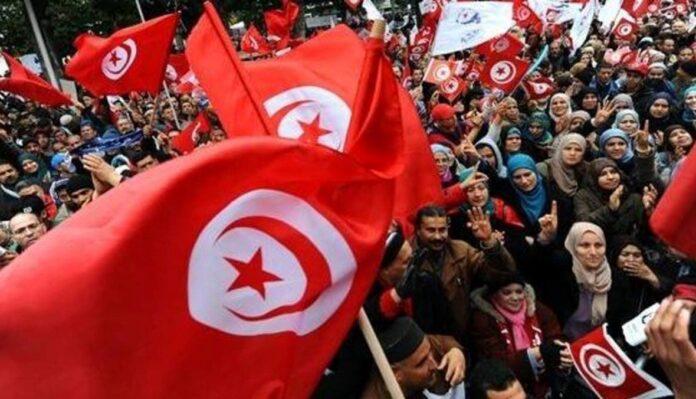 الإحتجاجات في تونس