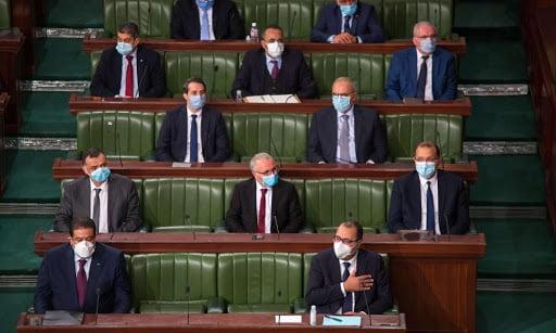 التصويت على كامل وزراء التحوير الوزاري