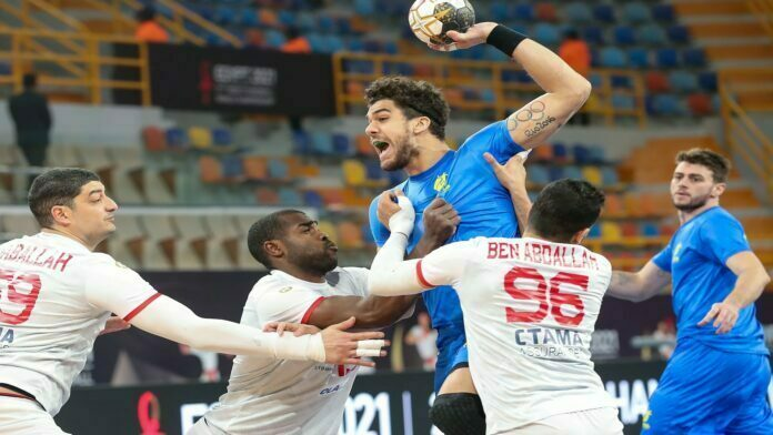 المنتخب التونسي لكرة اليد والبرازيل