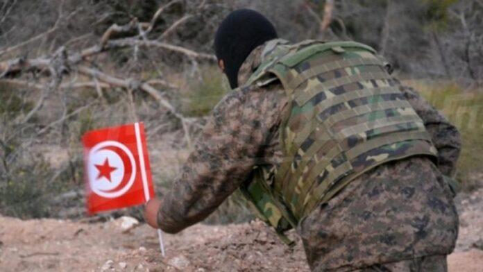 إستشهاد 4 عسكريين إثر انفجار لغم في المغيلة