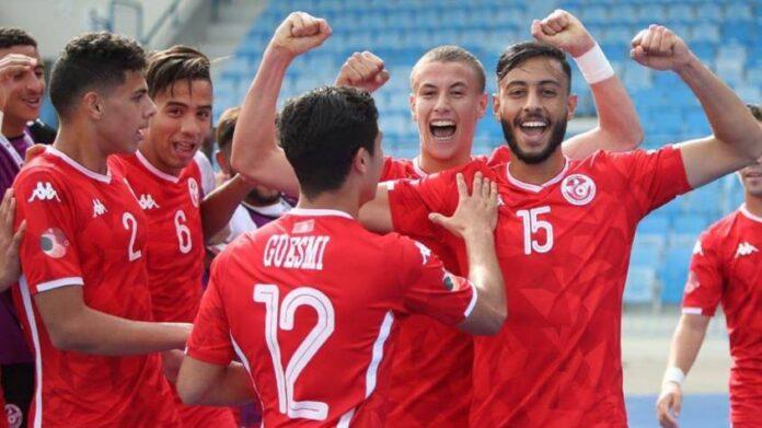 المنتخب التونسي للأواسط