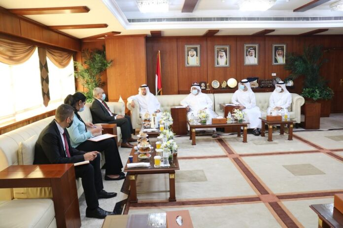 عجمان وتونس تبحثان سبل تعزيز التعاون الاقتصادي