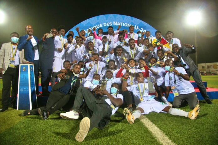 Équipe du Ghana des moins de 20 ans
