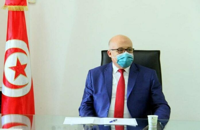 Faouzi Mahdi se fait vacciner contre le coronavirus