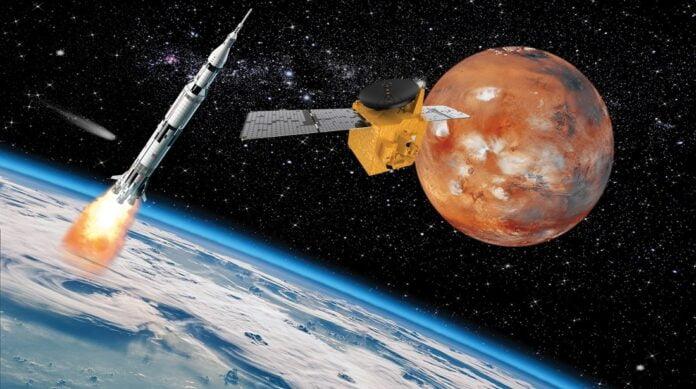 استكشاف القمر في 2022