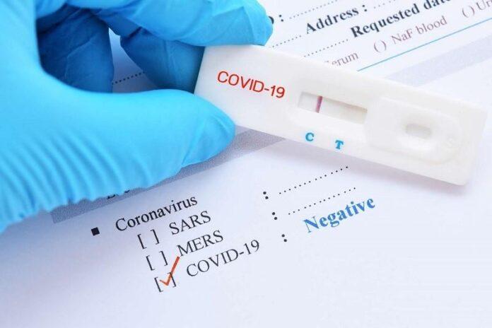Test PCR exigé pour les voyageurs