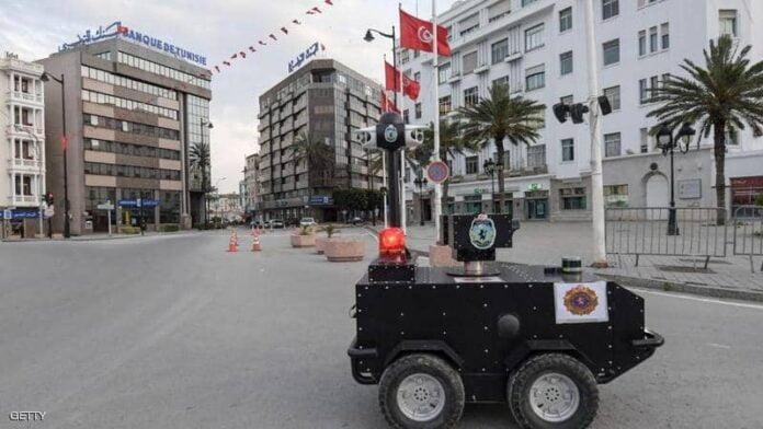 الحجر الصحي أثناء العيد في جميع أنحاء تونس