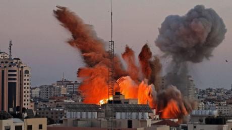 La Palestine accuse Israël de crimes de guerre
