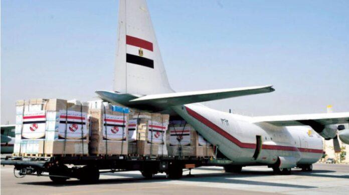 تونس تتلقى مساعدات مصرية لمكافحة كوفيد