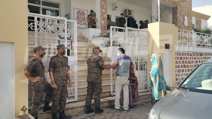الجيش التونسي اليوم