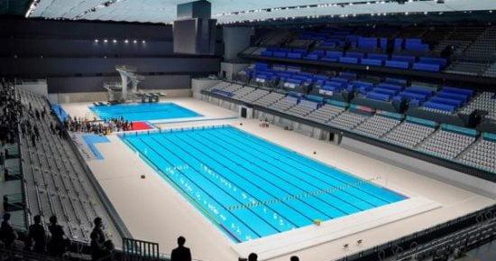 الولايات المتحدة تفوز ب 6 ميداليات سباحة