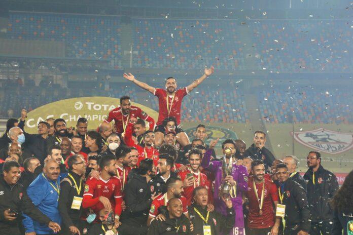 الأهلي المصري ينتزع لقبه العاشر في دوري أبطال إفريقيا