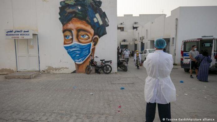 وزارة الصحة : وضع الفيروس في تونس كارثي