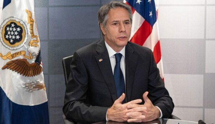 Le secrétaire d'État américain