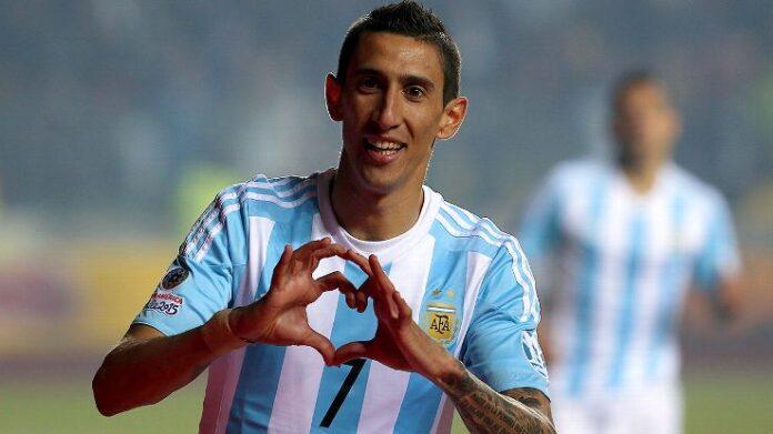 هدف دي ماريا يمنح الأرجنتين لقب كوبا أمريكا الأول منذ 1993