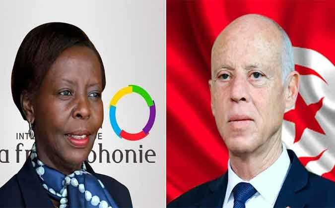 تسلمت تونس ، الخميس ، 31 أكتوبر 2019 ، في ختام الدورة الوزارية السادسة والثلاثين للمنظمة الدولية للفرنكوفونية ، المنعقدة في موناكو ، رئاسة المؤتمر الوزاري للفرانكوفونية من أرمينيا.
