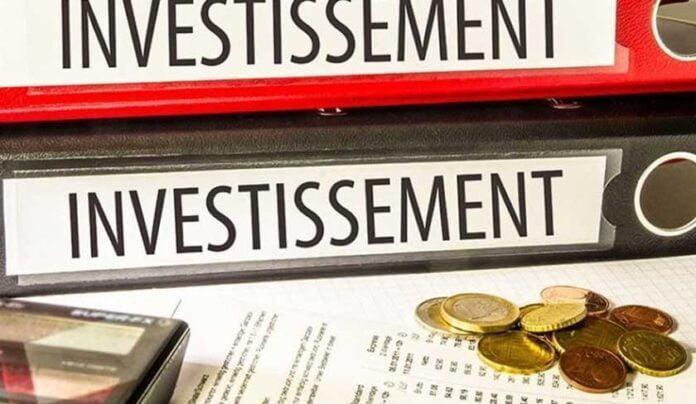 Baisse de 47 % des investissements