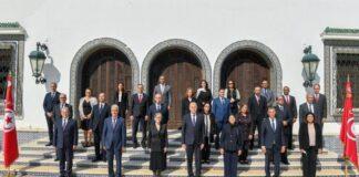 التركيبة النهائية للحكومة