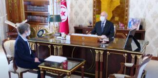 Le chef de l'Etat a indiqué, lors de cette séance, qu'environ 1,8 million de Tunisiens sont descendus dans la rue hier, dimanche, spontanément, avec leurs propres moyens, ce qui ne s'applique pas aux « autres » qui se mobilisent pour se venger pour organiser leurs manifestations-Saïed à Bouden